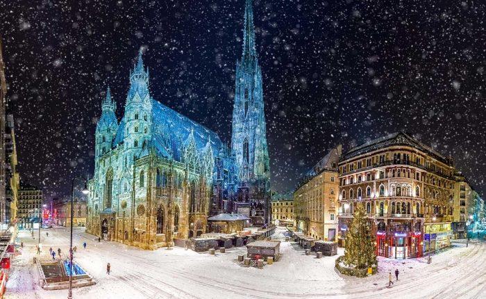 وین، اتریش - تور اتریش آلمان سوئیس