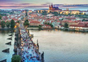 پراگ، جمهوری چک - تور مجارستان چک آلمان