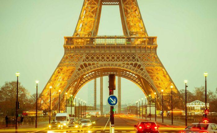 پاریس، فرانسه - تور فرانسه هلند