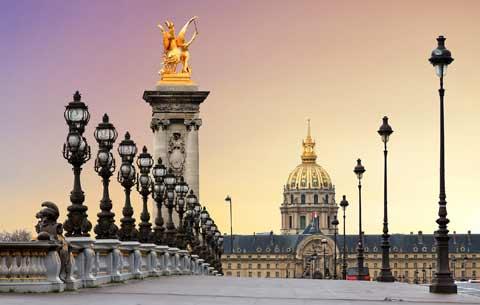 اماکن دیدنی پاریس