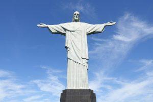   مجسمه مسیح 1