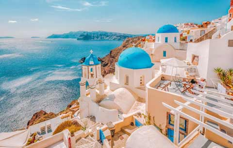 گردشگری یونان