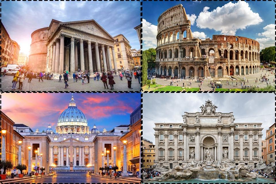 جاذبه ها ایتالیا
