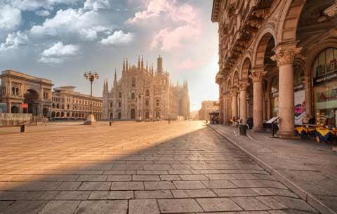 میلان-ایتالیا
