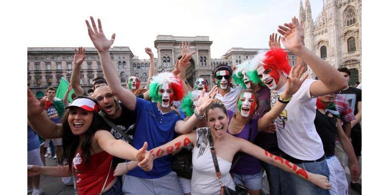 فرهنگ مردم کشور ایتالیا