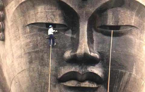 بزرگترین مجسمه های جهان