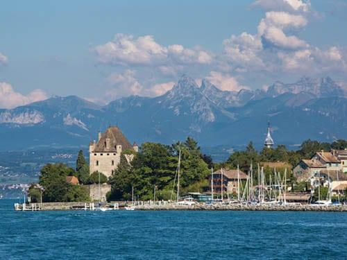 دریاچه های فرانسه