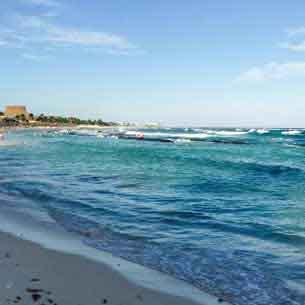   سواحل مکزیک.3 1