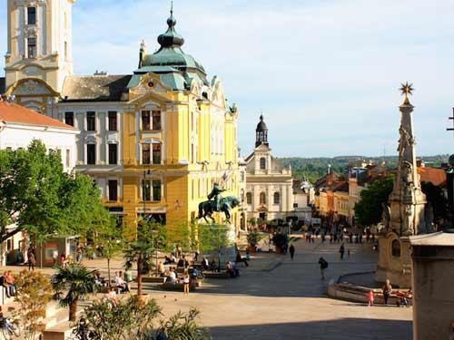 مجارستان جاذبههای برتر