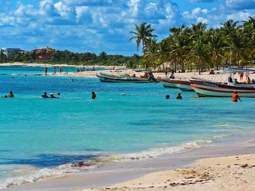 مکزیک سواحل رویایی