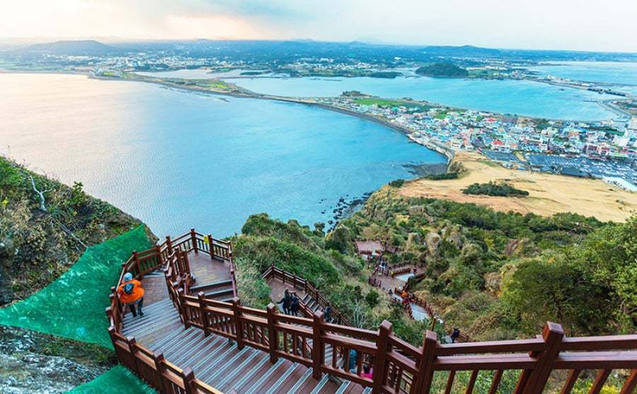 Jeju Island-جزیره ججو
