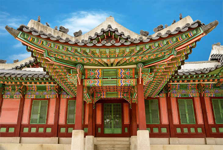 Changdeokgung Palace-کاخ چانگدوکونگ