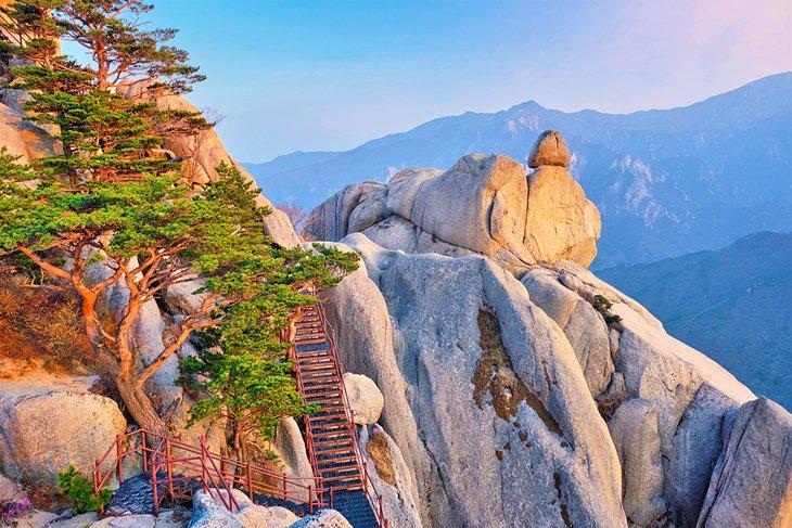 Seoraksan National Park-پارک ملی سوراکسان