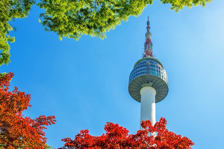 Seoul Tower -برج سئول