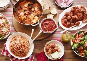10 غذای برتر ایتالیا