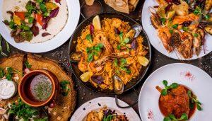 10 غذای برتر اسپانیا