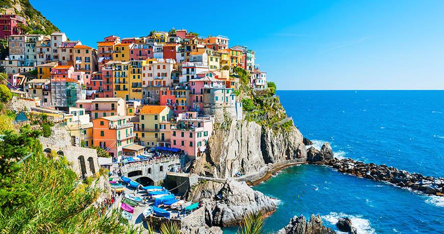 شروع مجدد گردشگری در ایتالیا