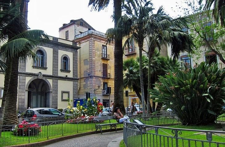 | Church of St. Antonino safiran