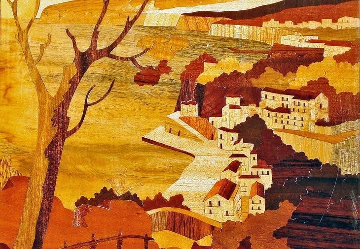 | Museo Bottega della Tarsia Lignea safiran