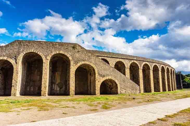 | Amphitheater safiran