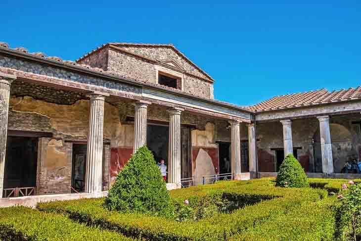 | House of the Vettii safiran