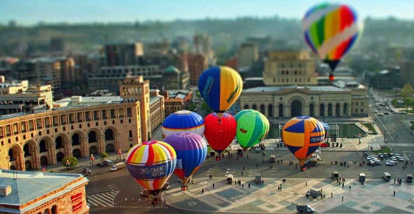 تور ارمنستان(7شب)