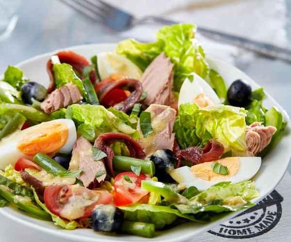 | Salade Niçoisee safiran1