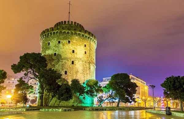 10 جاذبه برتر یونان