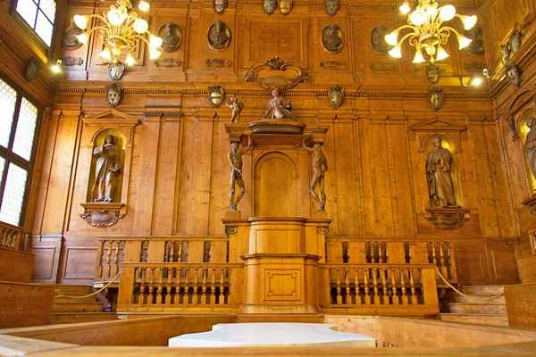 | italy bologna attractions archiginnasio anatomical theater