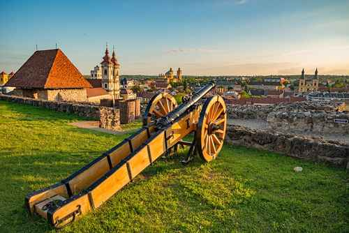 | hungary in pictures beautiful places to photograph eger castle