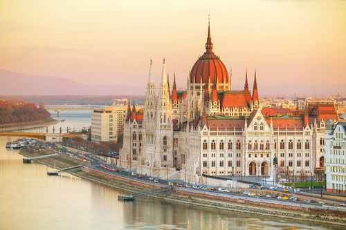 | hungary in pictures beautiful places to photograph hungarian parliament building