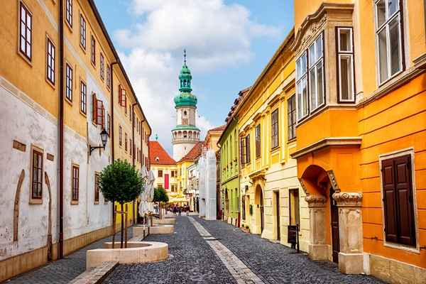 | hungary in pictures beautiful places to photograph sopron 1