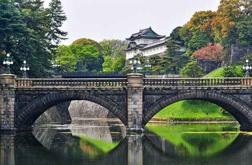 | japan attractions imperial palace