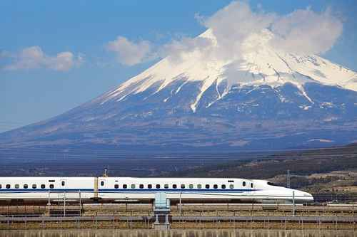| japan attractions mount fuji