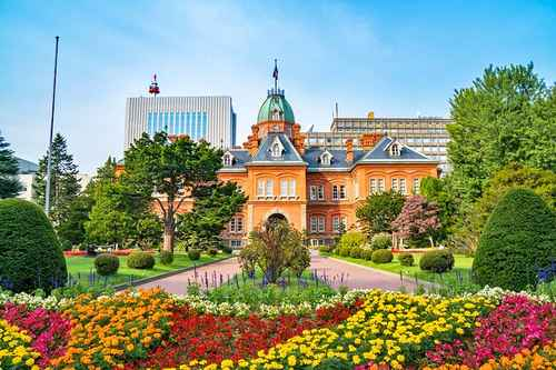   japan attractions sapporo hokkaido 1
