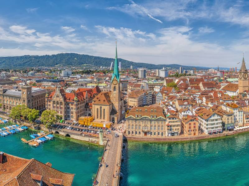| Switzerland country homeage image Zurich On The Go Tours 558841520517509 crop 800 600
