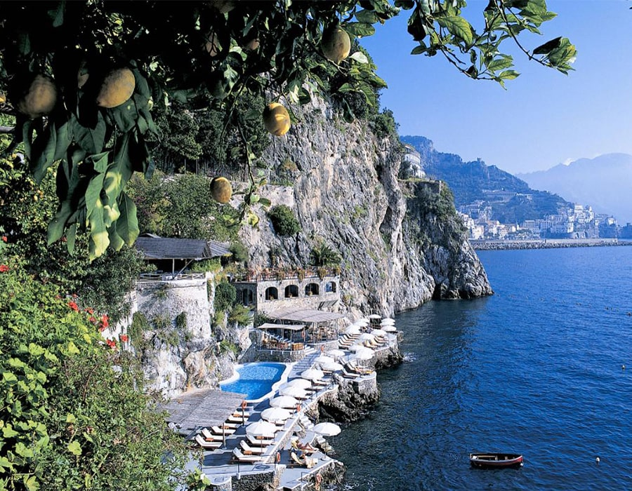 آشنایی با هتل های ایتالیا