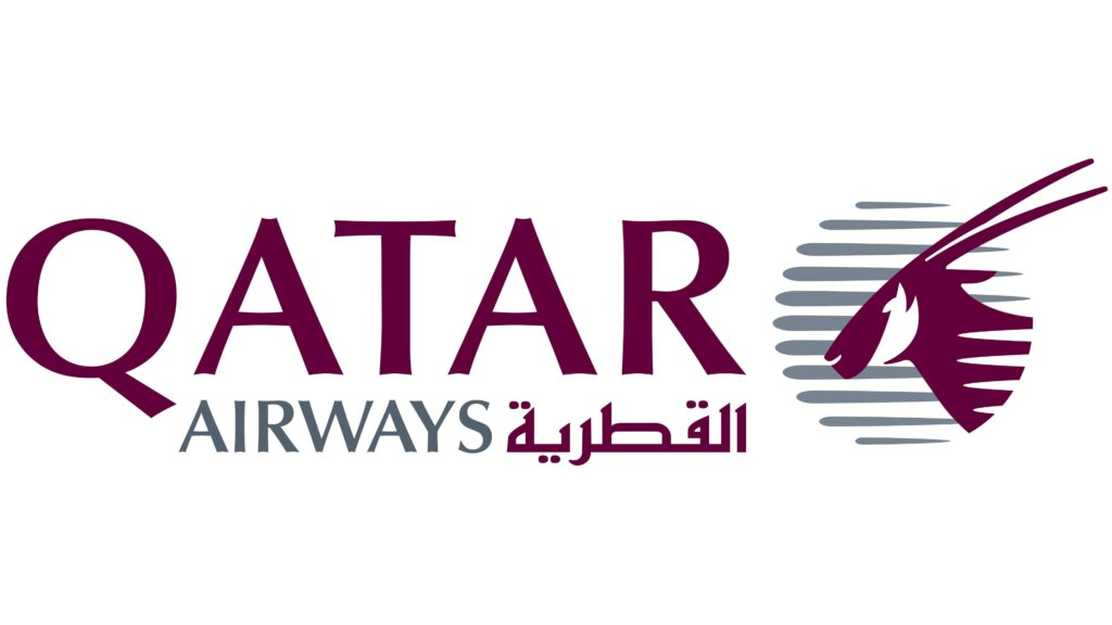 | Qatar Airways Logo safiran